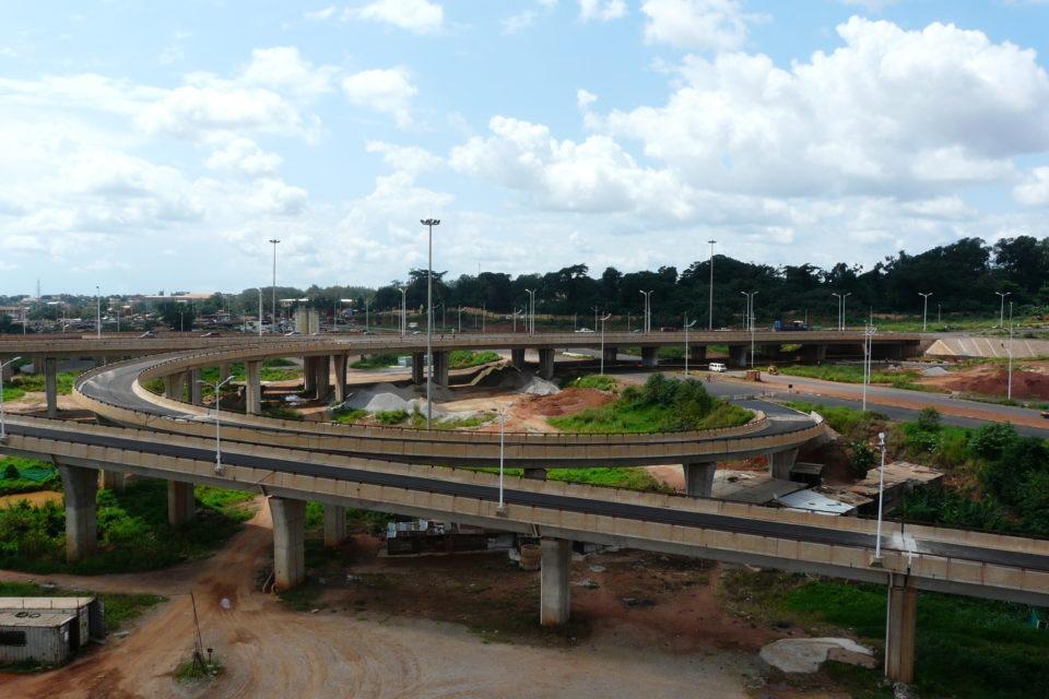 Sofoline Interchange Construction