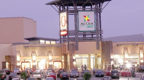 Accra Shopping Mall, Accra