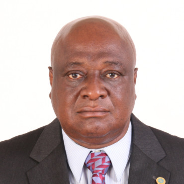 K. Boampong BSc., MBA (Fin.) FGhIE, CEng, MICE, MASCE, PE