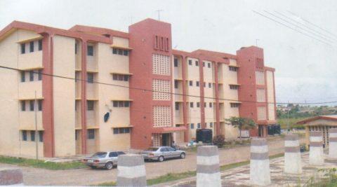 SSNIT Asuoyeboah Flats